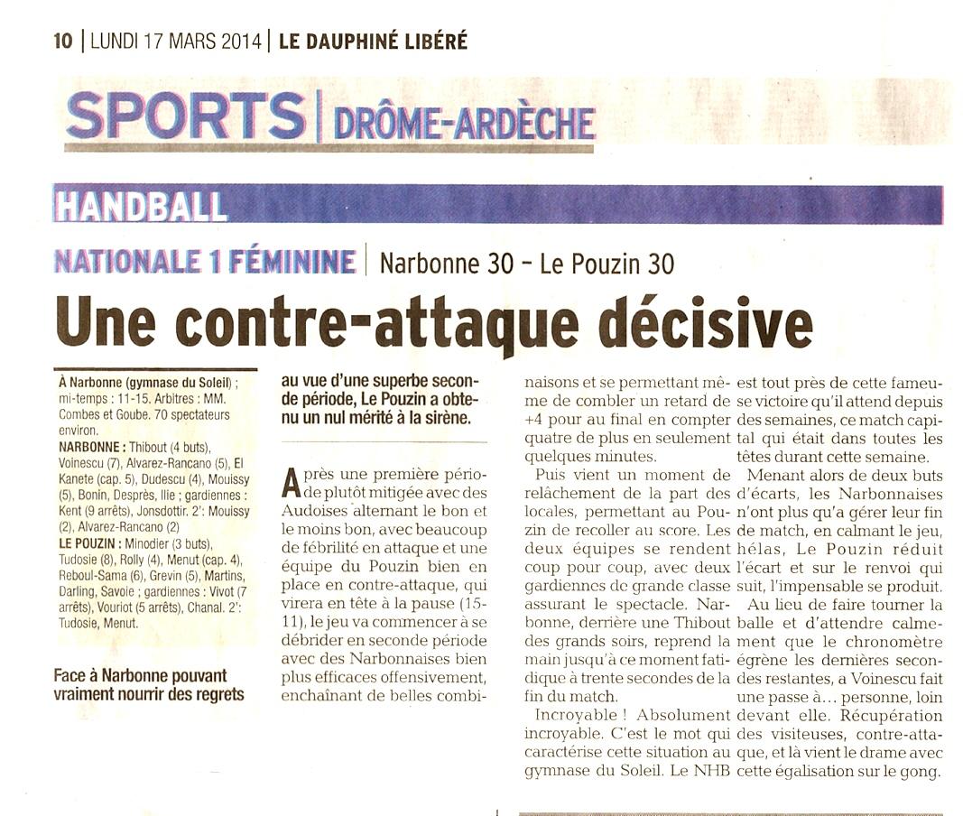 Dl sports 17 03 2014