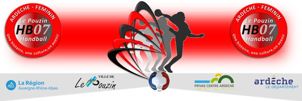 SITE OFFICIEL DU POUZIN HANDBALL 07