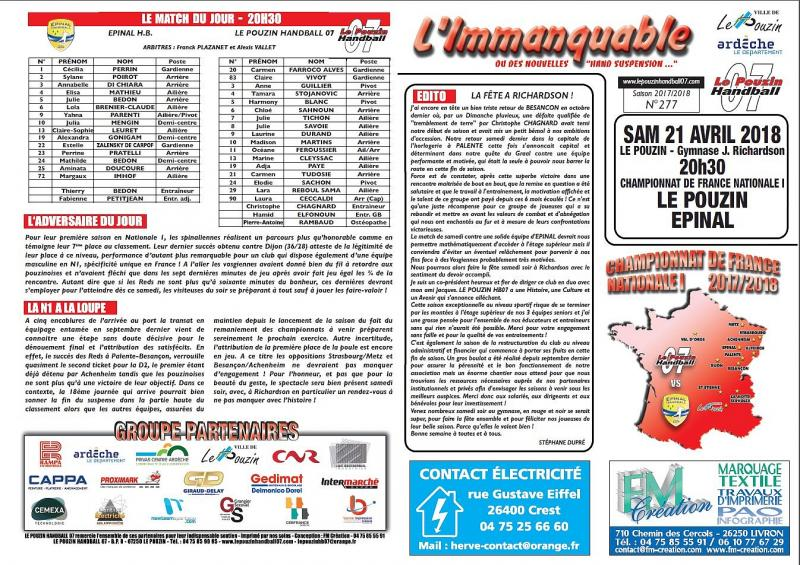 Immanquable 277 verso
