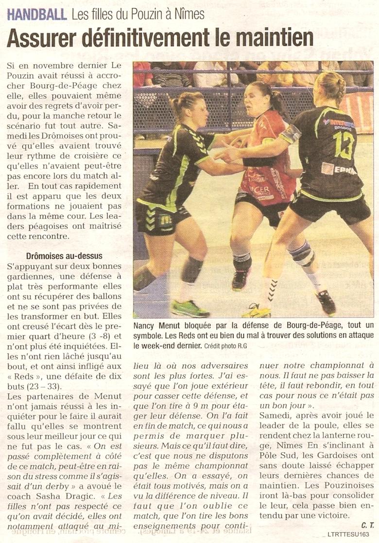 La tribune 03 04 2014