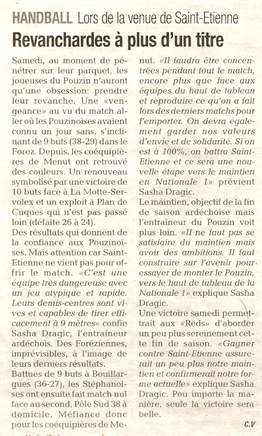 La Tribune 06/03/2014