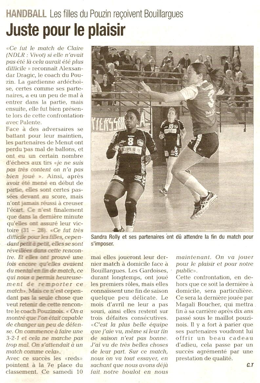 La tribune 08 05 2014