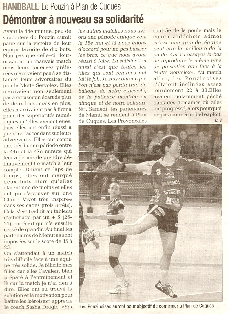 La Tribune 13/02/2014