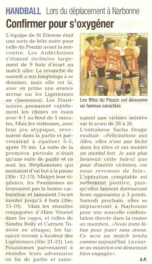 La tribune 13 03 2014