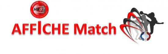 Logo affiche match hb07 1