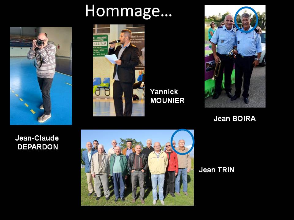Presentation lauriers 2017 hommage