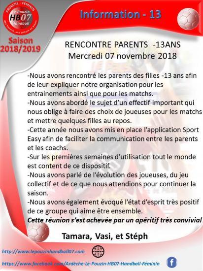 Rencontre parents hand 14